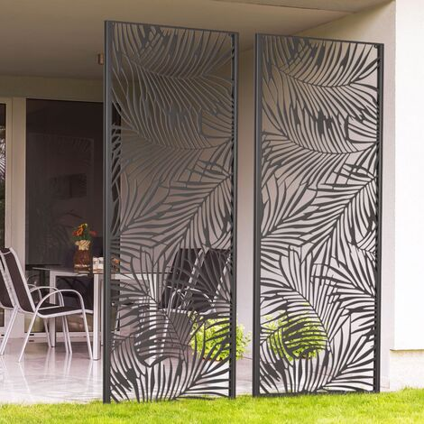 Panneau décoratif universel 160X60CM PALM gris