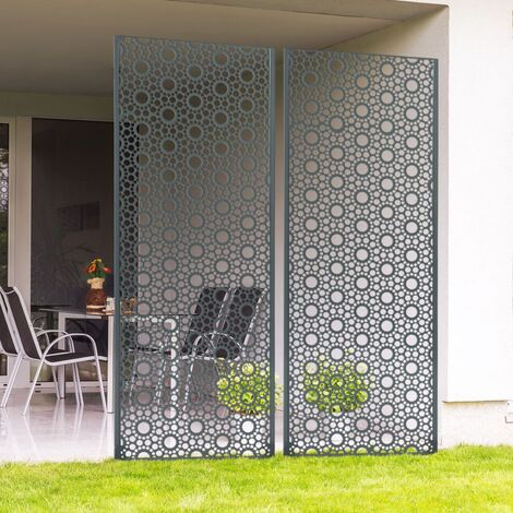 Panneau décoratif universel 160X60CM ROSAS gris