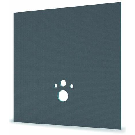 Panneau d'habillage WEDI I-BOARD pour bâti-support - Dimensions : L 1200 x H 1245 x Ep. 20 mm