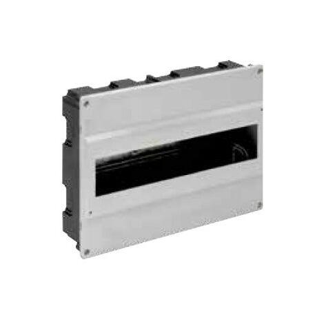 Panneau électrique 14 éléments de classique encastré GREY SOLERA 788