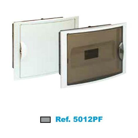 Panneau électrique encastré 14 éléments fumé Solera Arelos 5012PF