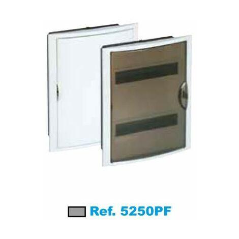 Panneau électrique encastré 28 éléments fumé Solera Arelos 5250PF