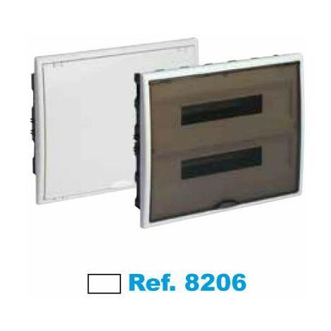 Panneau électrique encastré 40 éléments blanc Solera Arelos 8206