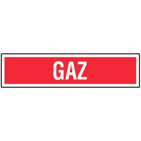 Panneau Gaz - Rigide 330x75mm - 4120485