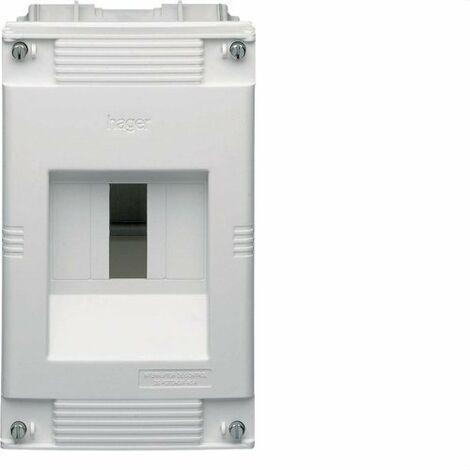 Panneau ICP pour encastrement 40A 1 élément HAGER VX01C