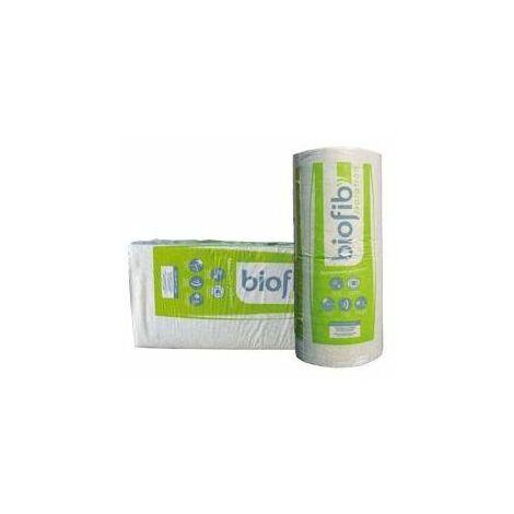 Panneau isolant BIOFIB CHANVRE | Ep.45mm 1,25x0,6m | R=1,12 - paquet(s) de 9.75m²