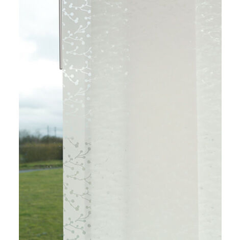 Panneau Japonais Tamisant Dévoré Bourgeons 45cm - - L45cm x H45cm