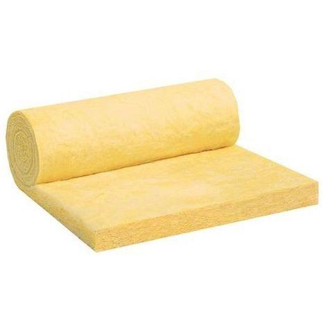 Panneau laine de verre Hometec35 | Ep.100mm | 1,2mx6m | R=2,85 - paquet(s) de 7.2m²