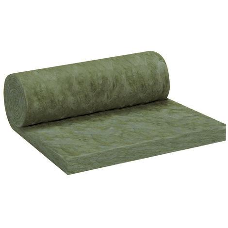 Panneau laine de verre Hometec35   Ep.60mm   1,2mx10m   R=1,70 - paquet(s) de 12m²