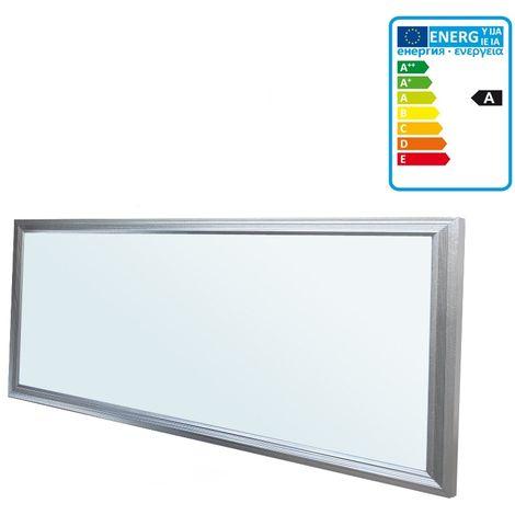 Panneau lampe à LED plafond lumineau luminaire 18W 60x30 cm blanc froid 6000K