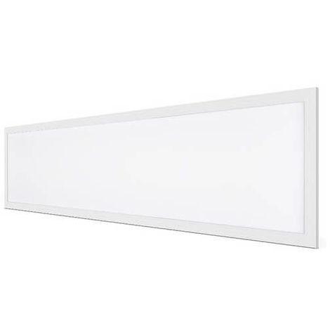 Panneau LED 1200 x 300 cm Blanc neutre (3800K) 36 W + transformateur