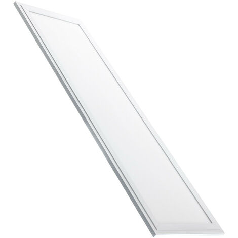 Panneau LED 120x30cm 40W 4000lm LIFUD Blanc Froid 5500K - 6000K - Blanc Froid 5500K - 6000K