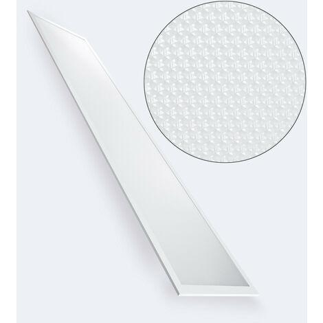 Panneau LED 120x30cm 40W 4000lm Microprismatique (UGR17) LIFUD Blanc Neutre 4000K - 4500K - Blanc Neutre 4000K - 4500K