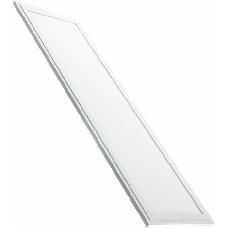 Panneau LED 120x30cm 40W (UGR19) Blanc Neutre 4000K - 4500K - Blanc Neutre 4000K - 4500K