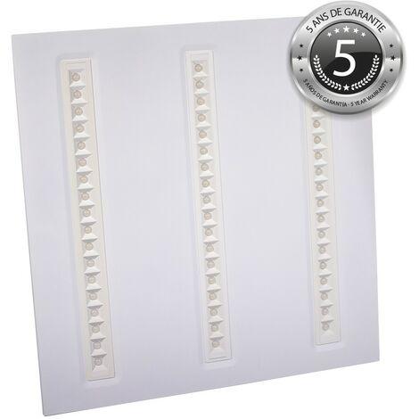 Panneau LED 60x60 36W anti-éblouissement UGR16 | Blanc Neutre
