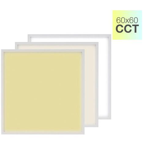 Panneau LED 60x60 40W CCT extra-plat
