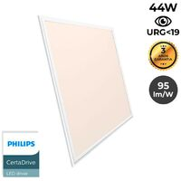 Panneau LED 60x60 42W encastrable ultra plat
