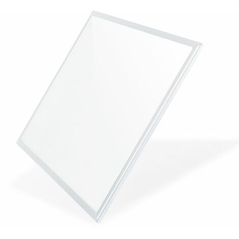 Panneau LED 60X60 cm 42W Cadre Blanc 4200Lm