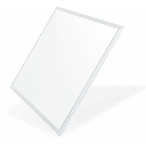 Panneau LED 60X60 cm 60W Cadre Blanc 6000Lm