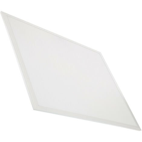 Panneau LED 60x60cm 40W 4000lm IP65 Blanc Neutre 4000K - 4500K - Blanc Neutre 4000K - 4500K