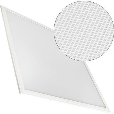 Panneau LED 60x60cm 40W 4000lm Microprismatique (UGR17) LIFUD Blanc Chaud 3000K - 3500K - Blanc Chaud 3000K - 3500K