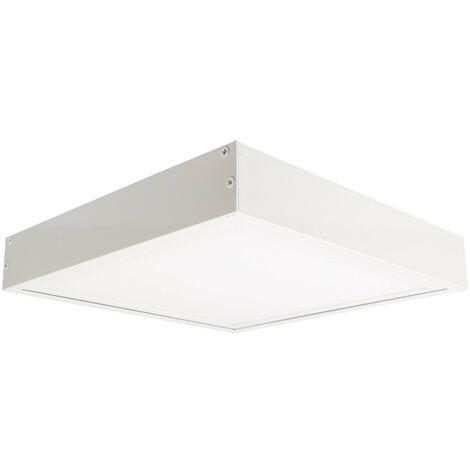 Panneau LED 60x60cm 40W 5200lm High Lumen + Kit en Saillie