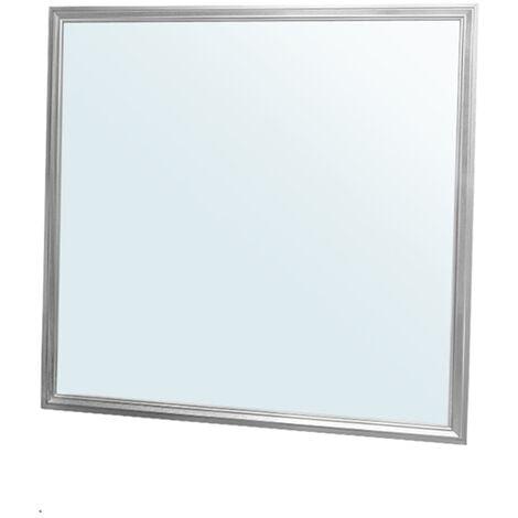Panneau LED éclairage plafond plafonnier 36W 60x60 cm carré blanc froid suspendu