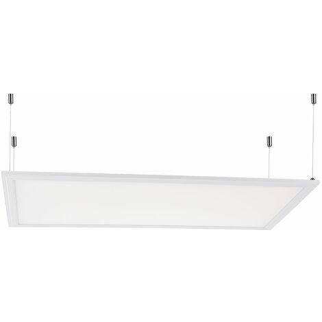 Panneau LED Ecoline 300 x600X12Mm 22W 2100Lm 30.000HCadreBlanc | Blanc Neutre (HO-PAN30060022W-MB-CW)