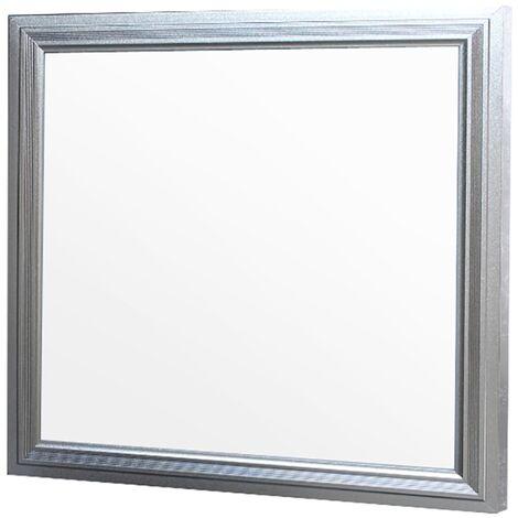 Panneau LED lampe à luminaire lumineux plafond 12W 30x30 cm blanc neutre 4000K