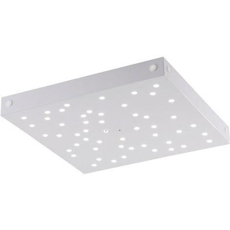 Panneau de plafond LED RGB lumière du jour TÉLÉCOMMANDE lampe à effet étoiles dimmable LeuchtenDirekt 15640  -16
