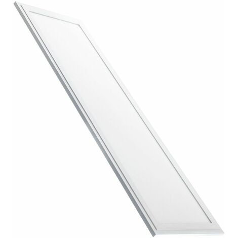 Panneau LED Slim 120x30cm 40W 5200lm High Lumen Blanc Chaud 2800K-3200K