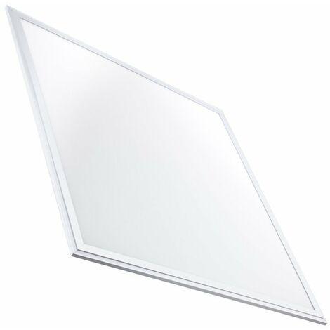 Panneau LED Slim 62x62cm 40W 5200lm Blanc Neutre 4500K - 5000K - Blanc Neutre 4500K - 5000K