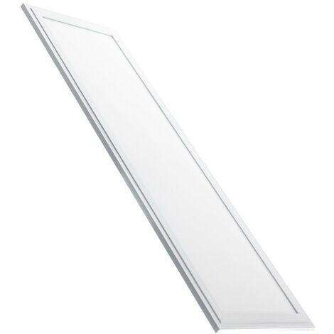 Panneau LED Slim Éclairage d'Urgence 120x30cm 40W LIFUD
