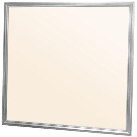 Panneau LED ultraslim lampe plafonnier plafond 36W 60x60cm blanc chaud 3000K
