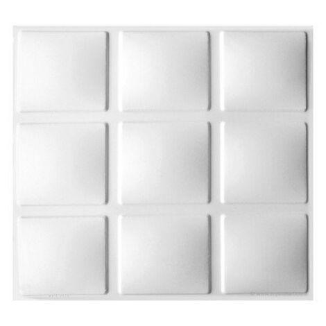 Panneau mural 3D WallArt Cubes 3m2