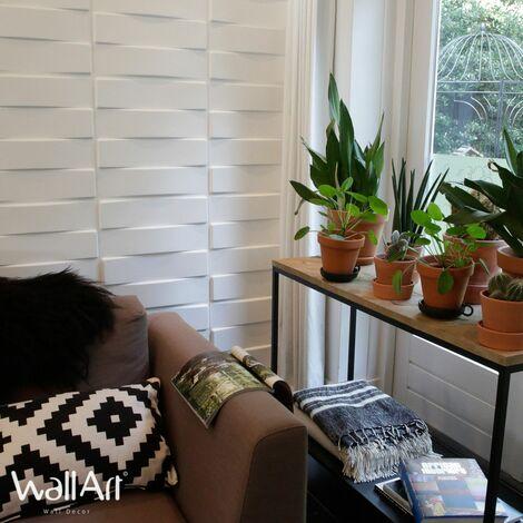 Panneau Mural 3d WallArt Panneaux 3D Vaults : 6m²