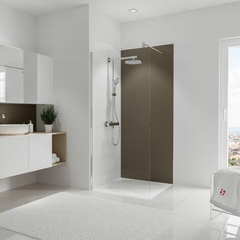 panneau mural 90 x 210 cm rev tement pour douche et salle. Black Bedroom Furniture Sets. Home Design Ideas