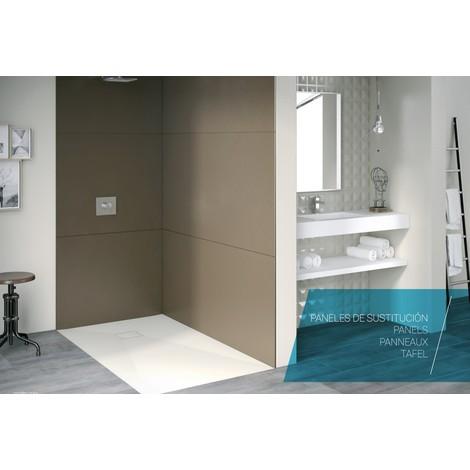 panneau mural pour douche 60 cm 70 100 cm panneau1. Black Bedroom Furniture Sets. Home Design Ideas
