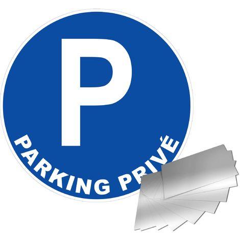 """main image of """"Panneau Aluminium Parking privé - Novap"""""""