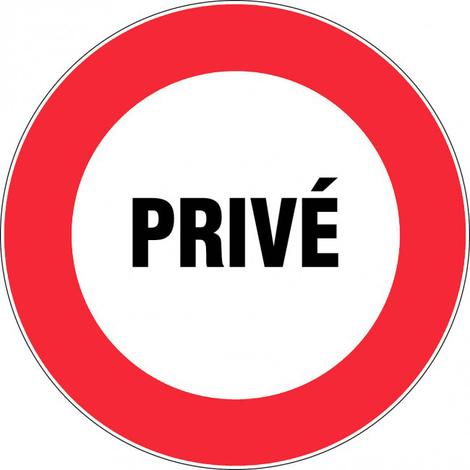 """main image of """"Panneau Privé - Novap"""""""