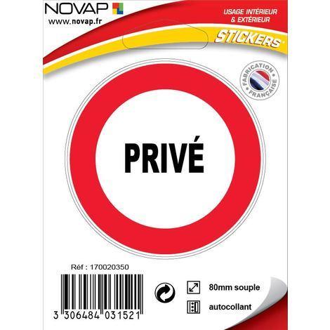 """main image of """"Adhésifs Privé - Novap"""""""