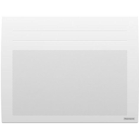 Panneau rayonnant AMADEUS digital horizontal blanc 500W