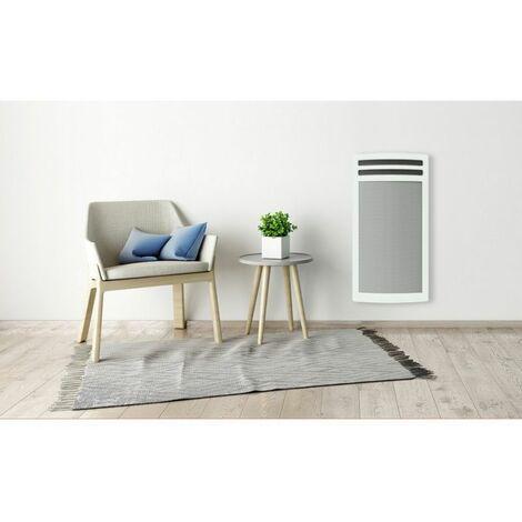 Panneau rayonnant Auréa D VERTICAL - 1500W - BLANC - NOIROT - Blanc - Blanc