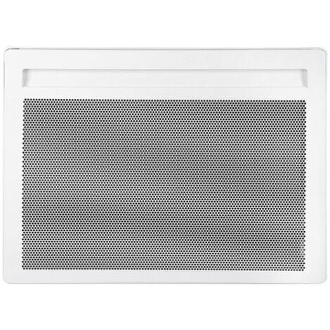 Panneau rayonnant Solius horizontal 500W - Blanc - 451 x 517 x 120 mm - Blanc