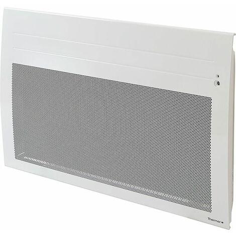 Panneau rayonnant connecté Emotion 4 - Horizontal - 750W - Blanc