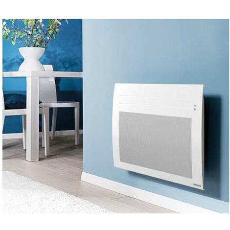 Panneau rayonnant Connecté THERMOR EMOTION 4 (Blanc - Vertical - 1000 W - 74 x 46,7 x 11,7 cm)