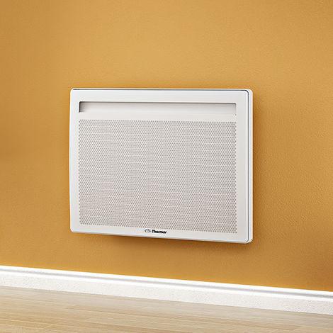Radiateur rayonnant Amadeus 2 horizontal 750W blanc
