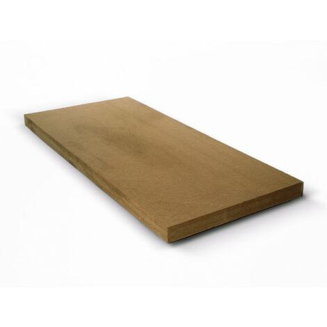 Panneau rigide en fibre de bois STEICO THERM 20x1350x600A116 SD - panneau(x) de 0.81m²