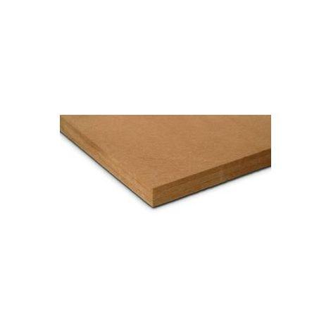 Panneau rigide en fibre de bois STEICO THERM 80x1350x600 chant droit - panneau(x) de 0.81m²
