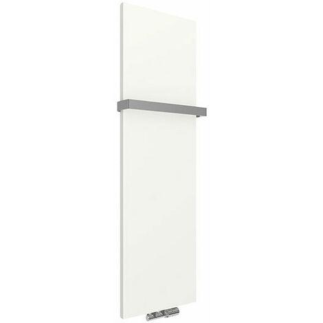 Panneau sèche-serviette design électrique - Raccordement à gauche - Case Slim/E1B (plusieurs tailles disponibles)